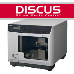 Bild von DISCUS DICOM MEDIA CENTER - DMC4200